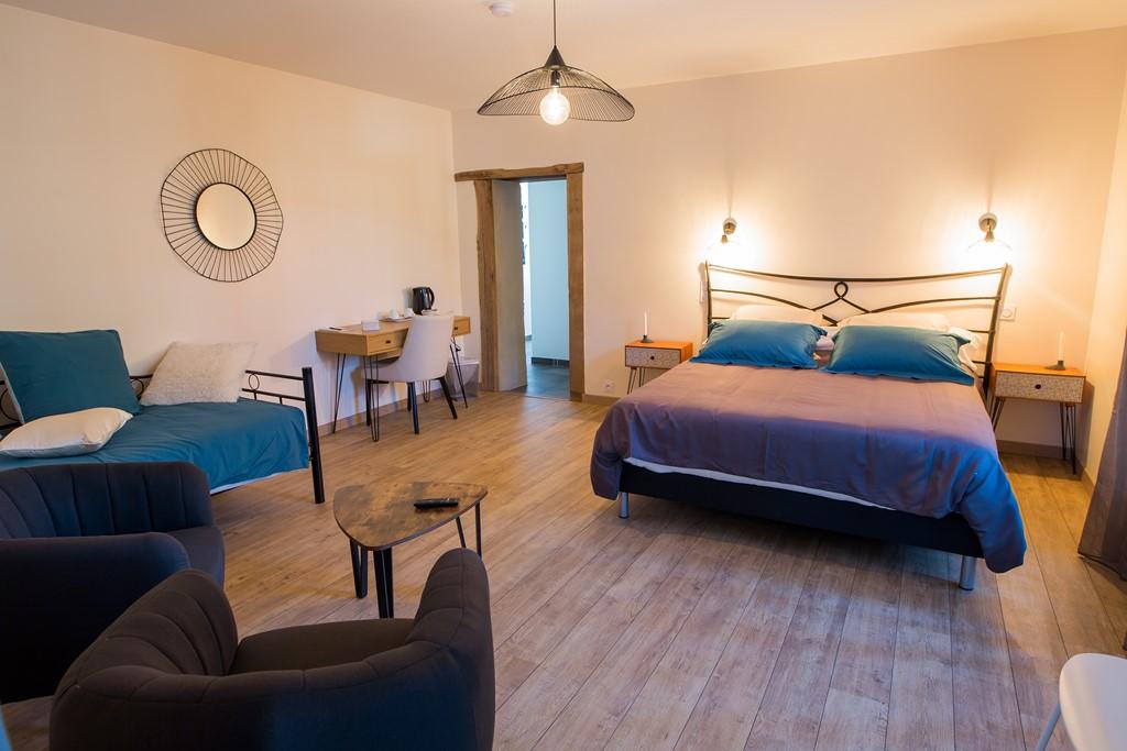 Chambres d'Hôtes Les Marchettes à Saint-Nexans Dordogne